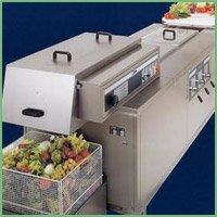 Nilma Atirmatic – Continuous vegetable washer