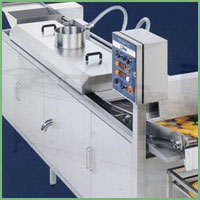 Nilma Frymatic – Continuous fryer