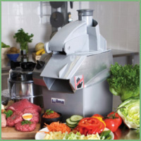 Nilma CC34 – Food processor and vertical cutter