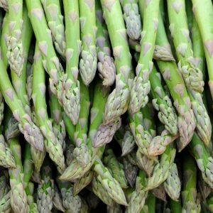 Asparagus Peeling