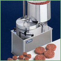 Nilma MS – Hamburger and meatball forming machine