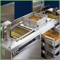 Nilma FS – Batch fryer