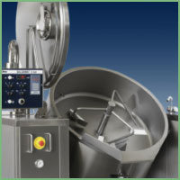 Nilma Salsamat 6 bar – automatic high-pressure steam braising pan